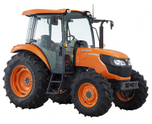 Agricultural Tractor M6060 - KUBOTA