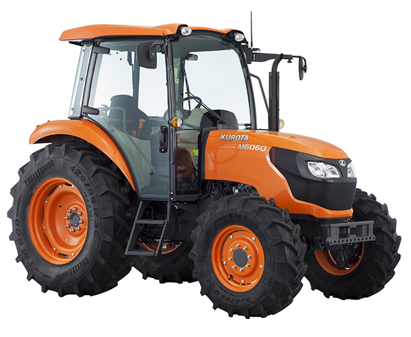 Old Models M6060 - KUBOTA