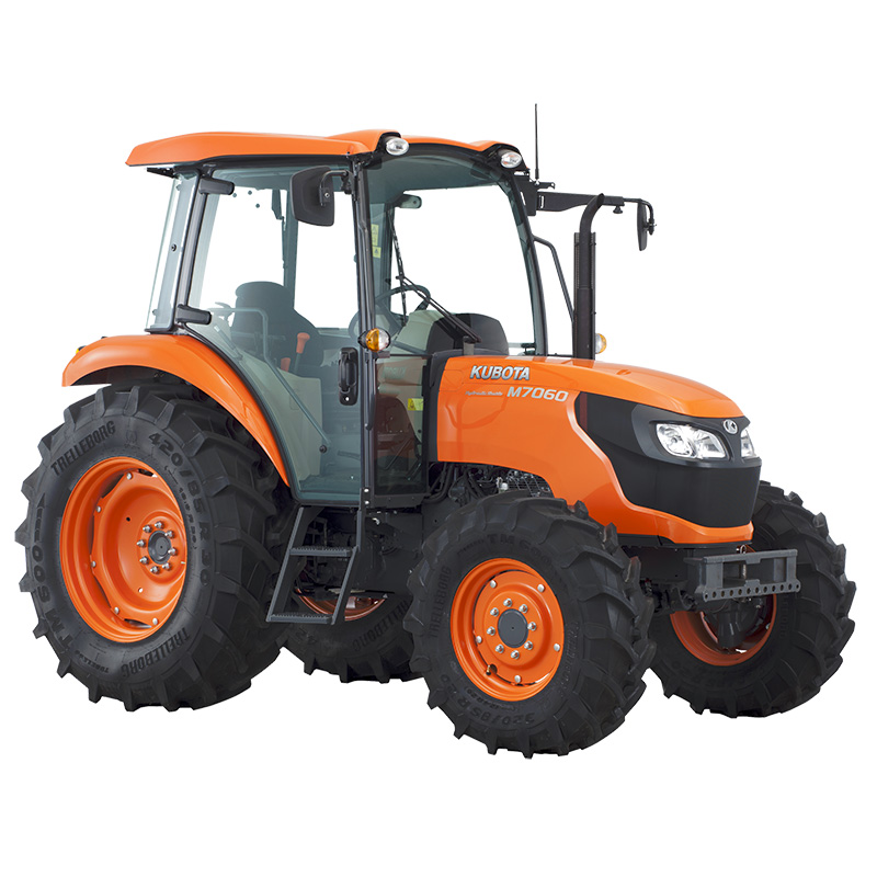 Old Models M7060 - KUBOTA