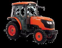 Specialised Tractors M8540N - KUBOTA