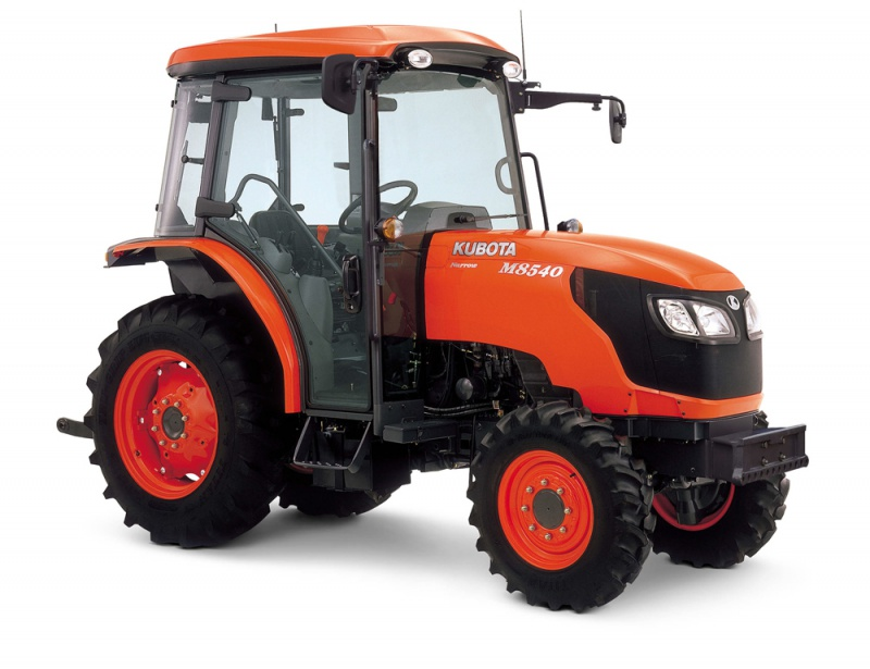 Old Models M7040N - KUBOTA