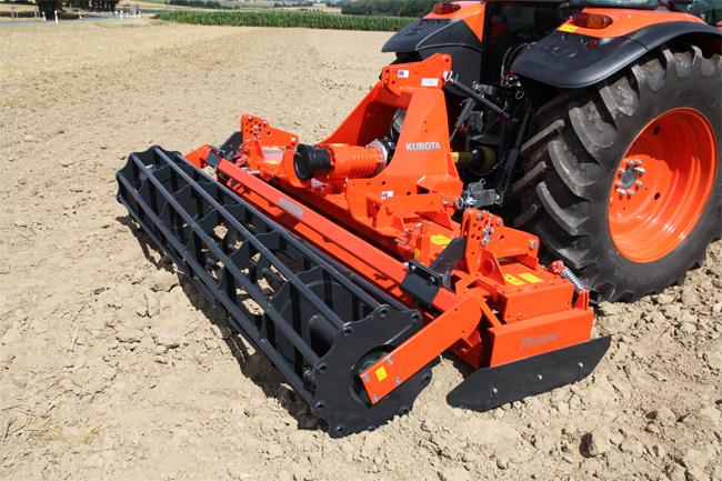 Maszyny Uprawowe PH1250-PH1300 - KUBOTA