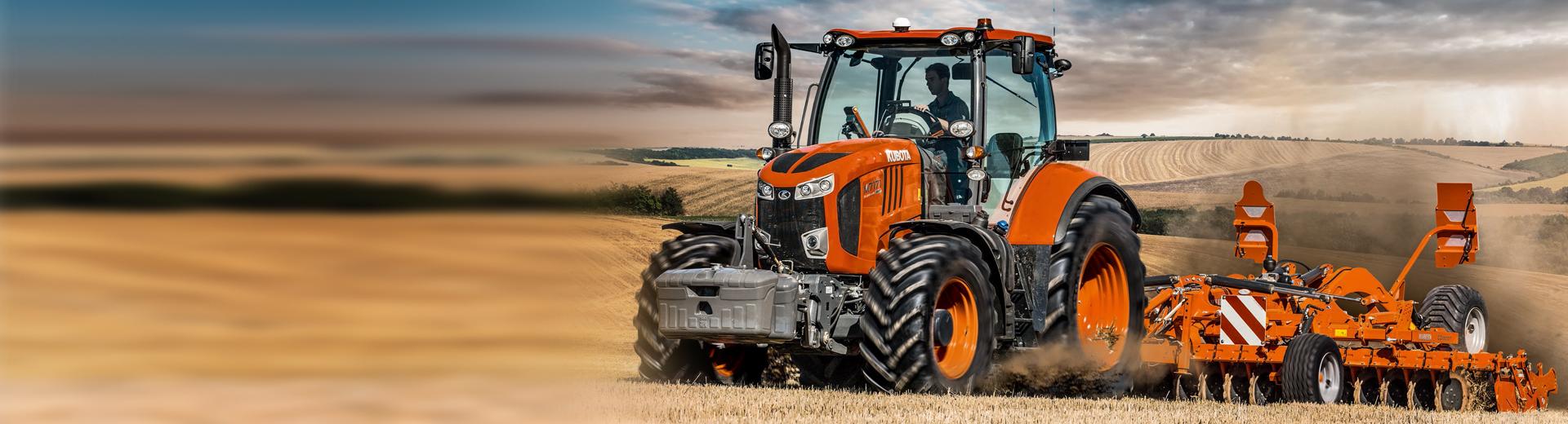 Traktor Kubota M7001