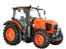 Ciągniki rolnicze MGX IV - KUBOTA