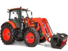 Ciągniki rolnicze M6121 - KUBOTA