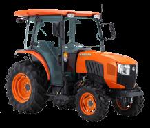 Uniwersalne miniciągniki L2501 - KUBOTA