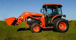 Compact Tractors L40-II - KUBOTA