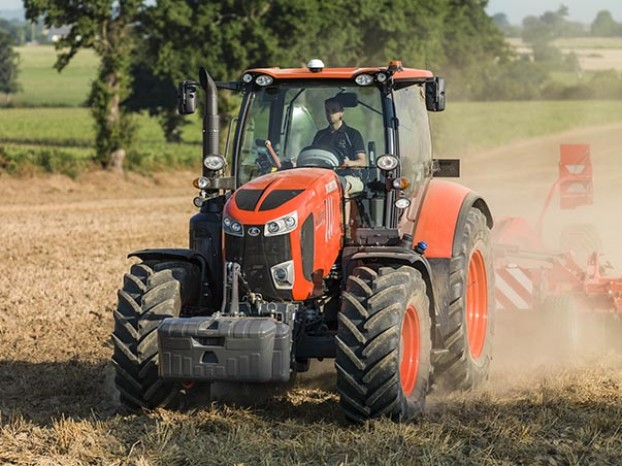 Agricultural Tractor M7001 - KUBOTA